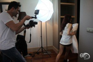 MAKING OF GRACIAS