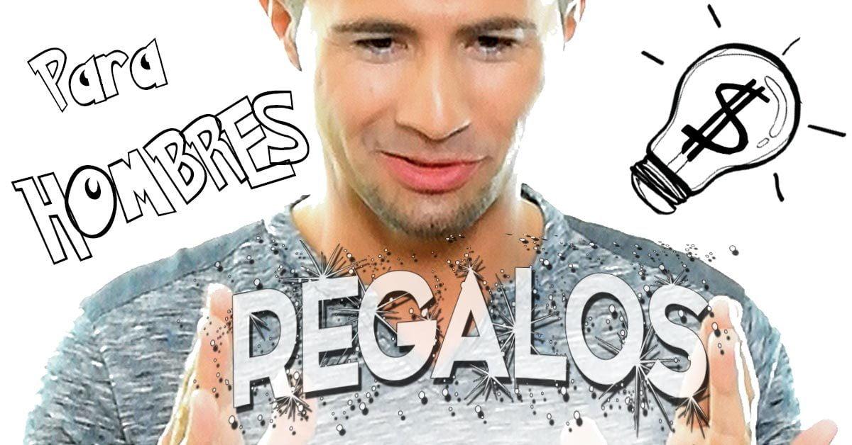 10 IDEAS DE REGALOS BARATOS PARA HOMBRES TECNOLÓGICOS