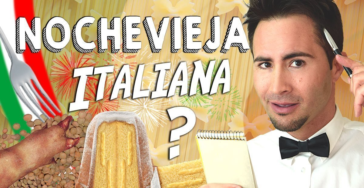 QUÉ COMEN LOS ITALIANOS EN NOCHEVIEJA? Lentejas y Tradiciones
