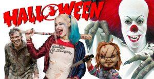 Disfraces famosos de Halloween de las películas de terror