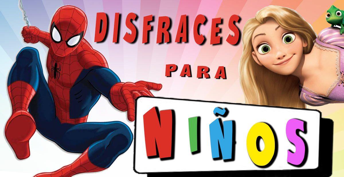 DISFRACES DE LAS PELÍCULAS PARA NIÑOS Y NIÑAS Carnaval