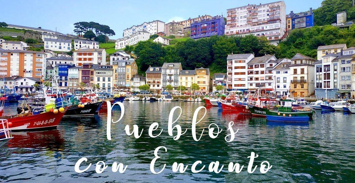 Dos Pueblos con Encanto cerca de Gijon en Asturias