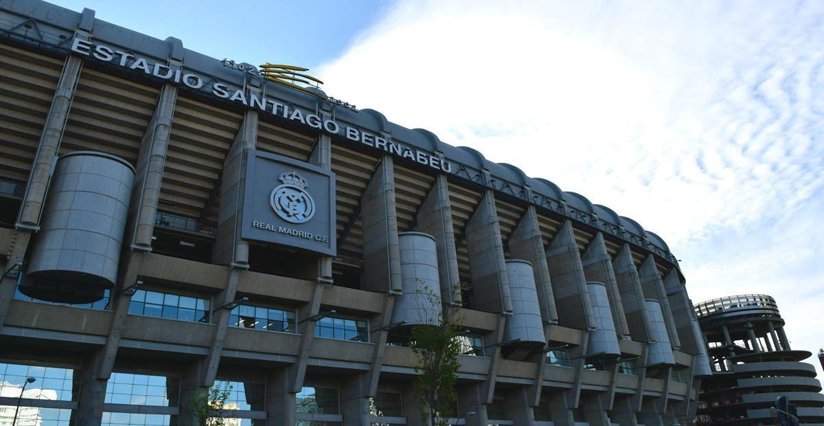 Que ver en Madrid en un día Estadio Bernabeu