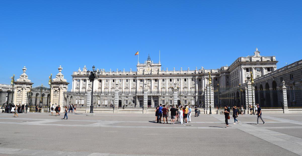 Guia turistica en Madrid