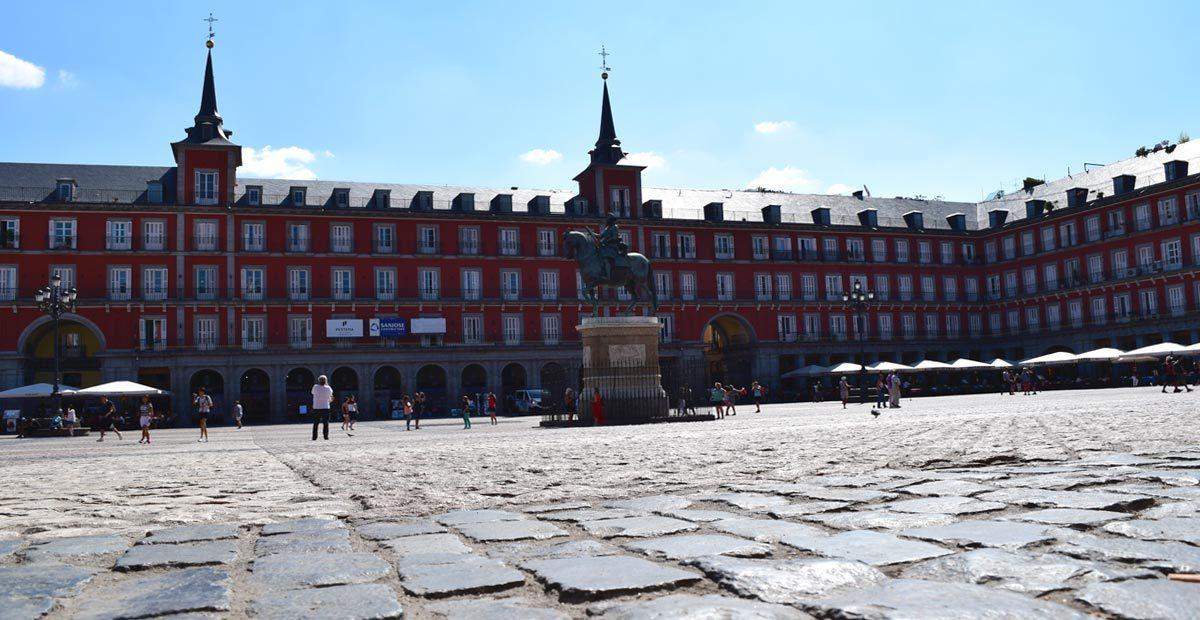 Plaza Mayor qué ver en Madrid