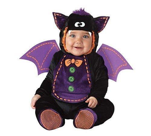 HALLOWEEN Disfraces dulcemente terroríficos para bebés de 0 a 1 año