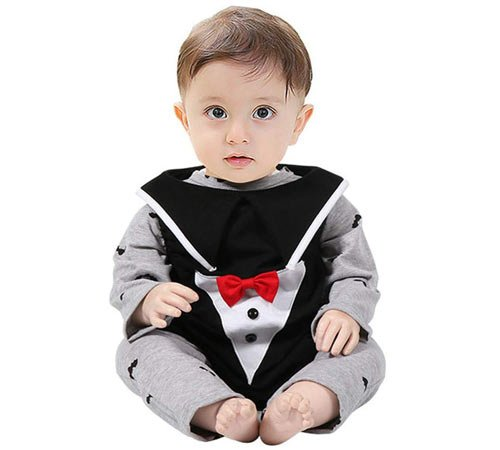 Halloween Disfraces de terror para bebés de 0 a 2 años