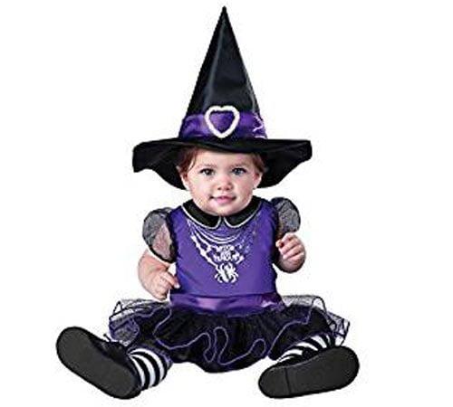 Halloween Disfraces dulcemente terroríficos para bebés de 0 a 2 años