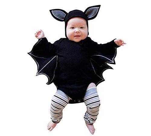Disfraz de Halloween para bebés de 0 a 1 año