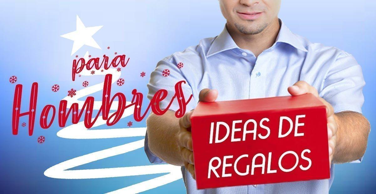 NAVIDAD: Ideas de regalos útiles y prácticos para hombres