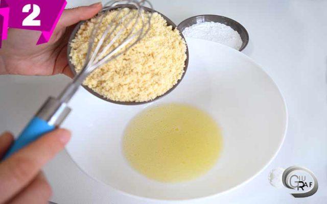 RECETA paso a paso Pastas de almendra con pistachos y piñones de Sicilia