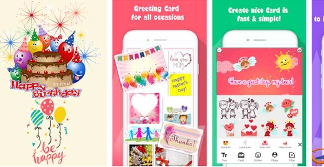 Como hacer tarjetas de cumpleaños con fotos para Imprimir o Compartir