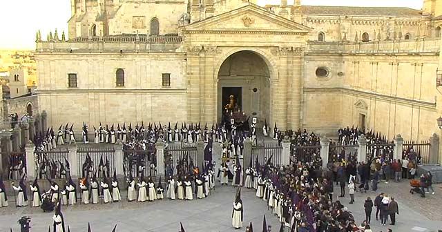 Semana Santa de Zamora en la Catedral