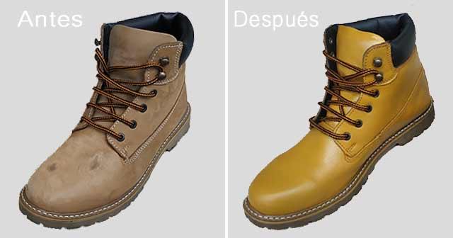 Cómo Recuperar y Teñir Zapatos Manchados (Gamuza, Nobuk y Ante)
