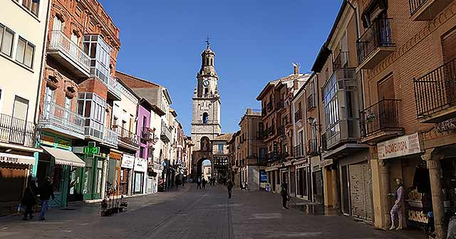 Pueblos con encanto cerca de Zamora (Toro).