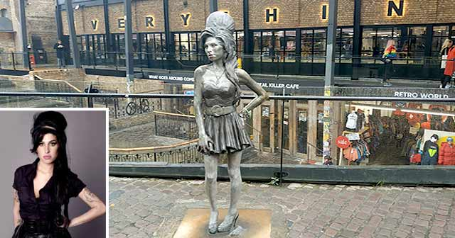 Localizaciones de Amy Winehouse en Londres