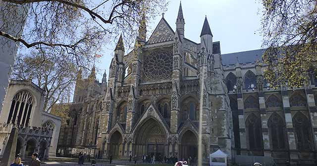 Iglesias importantes en Londres