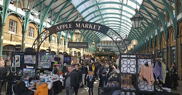 Calles de tiendas en Londres para visitar