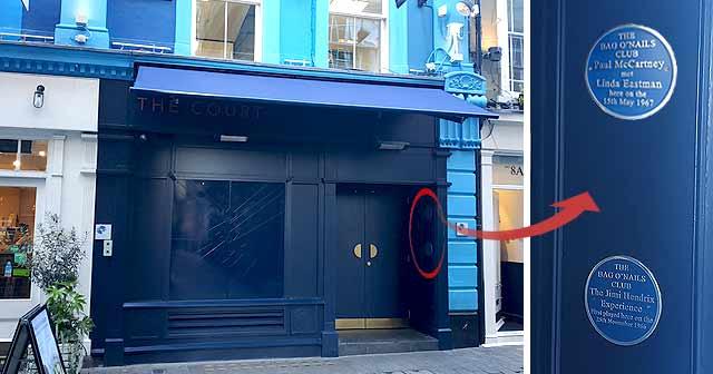 Sitios famosos del cine en Londres