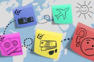 QUÉ LLEVAR A UN VIAJE – Lista de cosas útiles para viajar