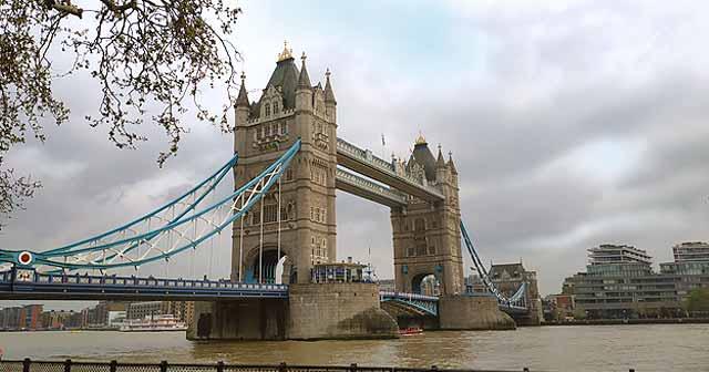 Los monumentos más importantes en Londres