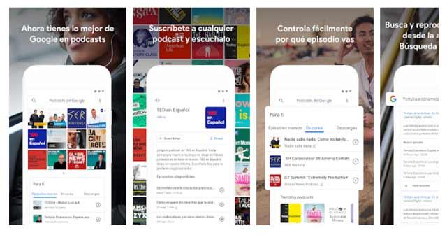 como descargar y escuchar podcast gratis en español