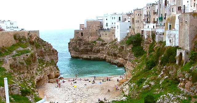 Pueblos más bonitos con encanto cerca de Bari