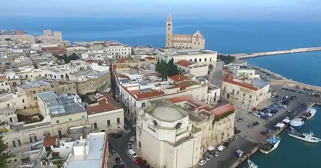 Pueblos con encanto en Italia cerca de bari