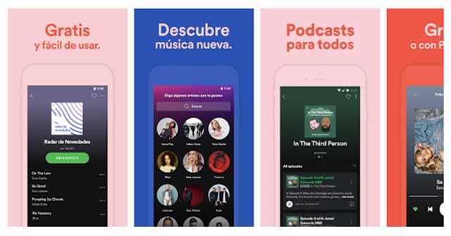 donde escuchar podcast online