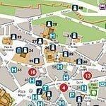 Descarga mapa de segovia ciudad cerca de Madrid