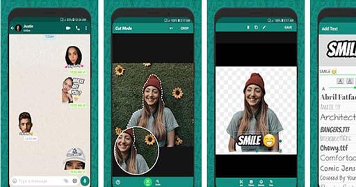 Cómo convertir tus fotos en emoticonos personalizados para Whatsapp