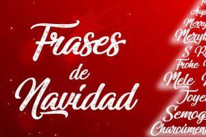 Frases cortas y bonitas de Navidad y Año nuevo para felicitar