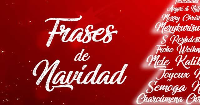 Frases Bonitad De Navidad.Frases Cortas De Navidad Y Ano Nuevo Para Felicitar Bonitas