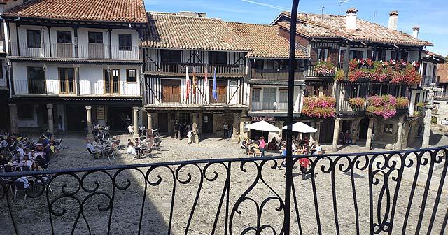 Pueblos más bonitos cerca de Salamanca y Portugal