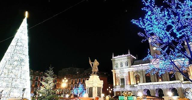 NAVIDAD 2019 EN VALLADOLID Luces y Mercados navideños