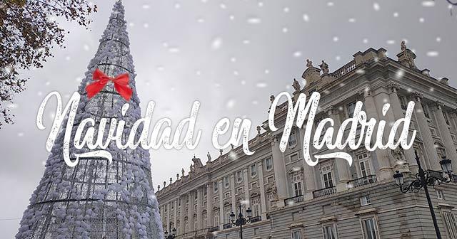 MADRID Las cosas típicas de hacer en Navidad que se repiten