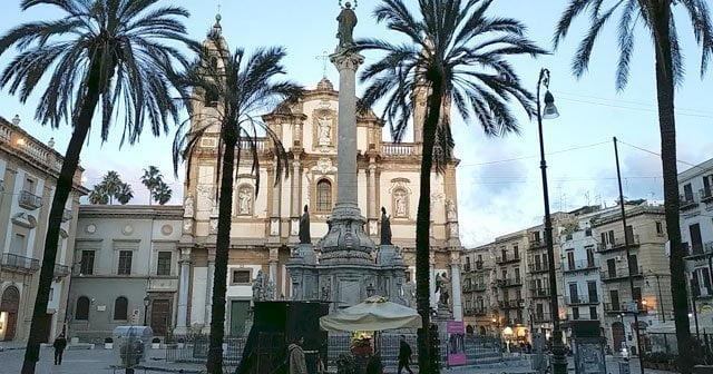 Iglesias de Palermo