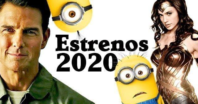 Las mejores películas que saldrán de estreno en 2020