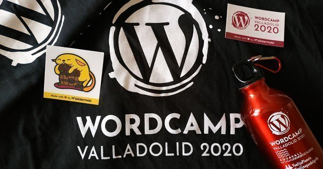 camiseta wordcamp wordpress