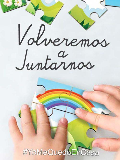 Frases positivas famosas #YoMeQuedoEnCasa con imágenes