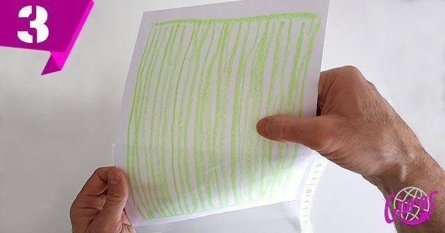 Hacer una trampa Cromotrópica fácil para moscas de la fruta