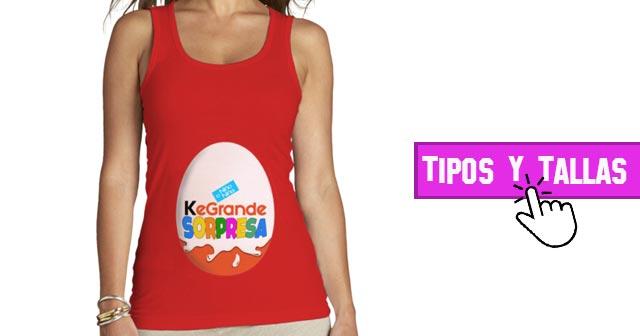 camiseta divertida para mujer embarazada