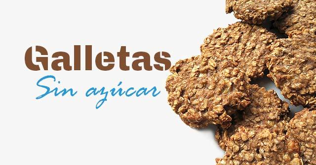 RECETA FÁCIL Galletas saludables con fruta sin azúcar