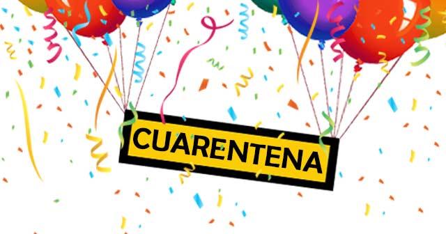 Frases de felicitaciones de cumpleaños en cuarentena amigos y amigas