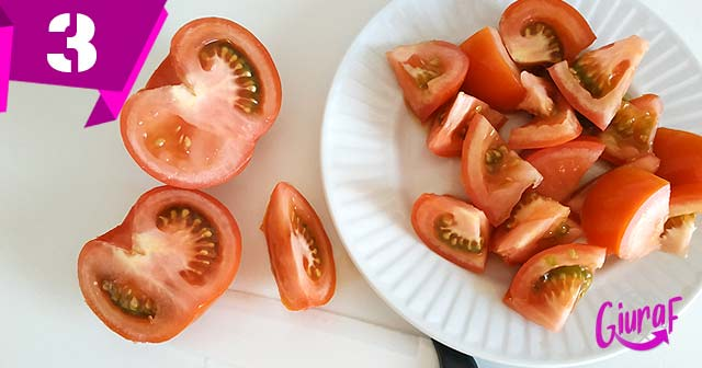 receta ensalada italiana sin lechuga