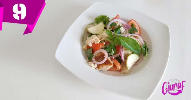 recetas de Italia ensaladas refrescantes