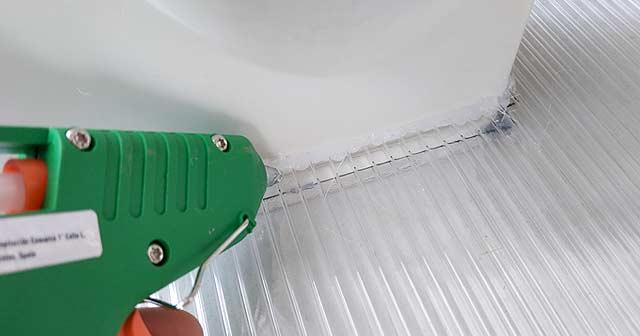 cómo hacer un adaptador aire acondicionado portatil puerta ventana abatible