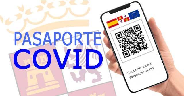 Como obtener el pasaporte Covid en Castilla y Leon para viajar en Europa